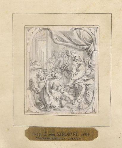 Attribué à Johann Jakob SANDRART (1655–1698)...