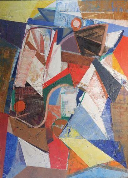 Attribué à Louis DE GRANDMAISON (1928) Composition...