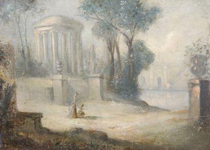 Entourage de Simon Mathurin LANTARA (1729-1778)...