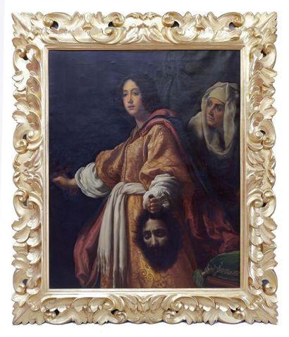 Antoine Sébastien FALARDEAU (1822-1889) Judith...