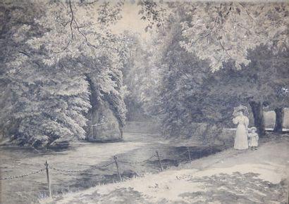 Frédéric Auguste LAGUILLERMIE (1841-1934)...