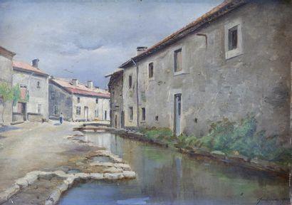 Jules François Achille AMBROISE (XIXe-XXe...