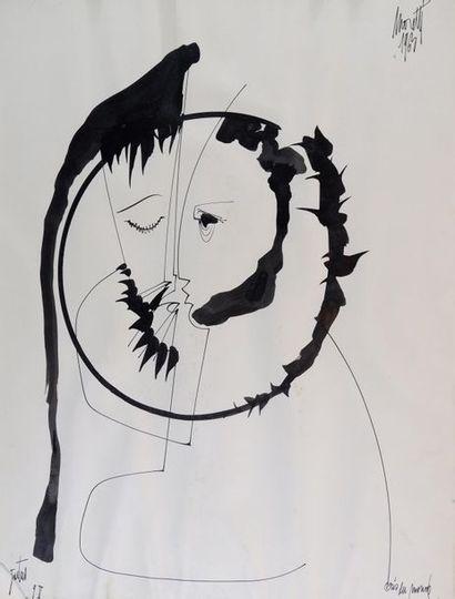 Raymond MORETTI (1931-2005)