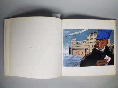 Enki BILAL, Créateurs d'univers, Editions Alain Beaulieu, 1988. Un des 30 exemplaires...