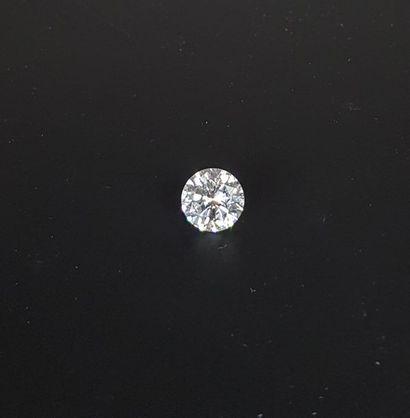 Diamant taille brillant environ 1,2 cara...