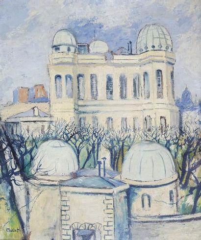 Élisée MACLET (1881-1962) L'observatoire...