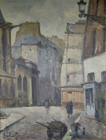Henri-Alexis SCHAEFFER (1900-1975)