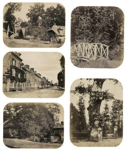 Édouard d'URBAN Forges, 7bre 1854