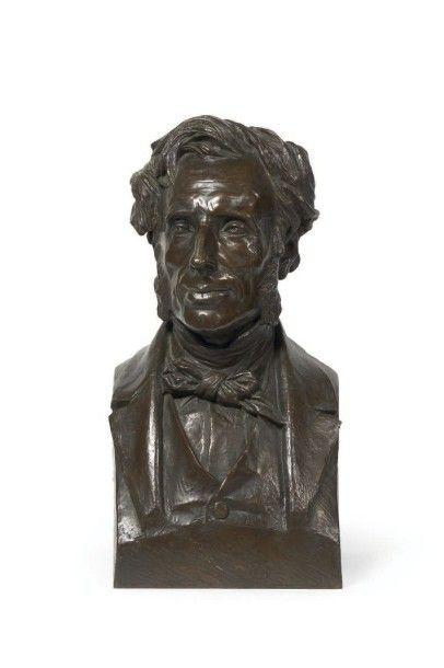 [Alphonse de Brébisson] Louis ROCHET (Paris 1813-1880)