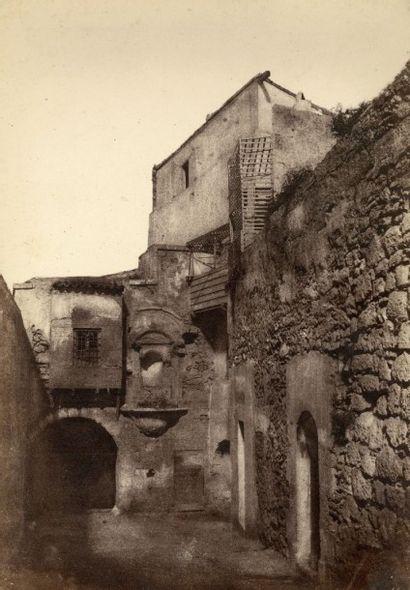 Alphonse DELAUNAY (Rouen 1827-Paris 1906)