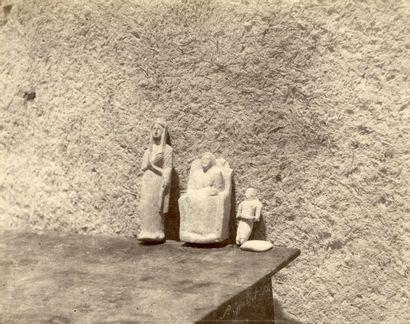 Sosthène GRASSET d'ORCET (Aurillac 1828-Cusset 1900)