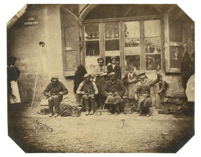 Ludwig ANGERER (Malaczka 1827-Vienne 1879) Hugo von STRASSERN
