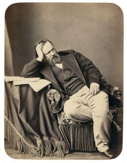 Sergei LEVITSKY (Moscou 1819-Saint-Pétersbourg 1898)