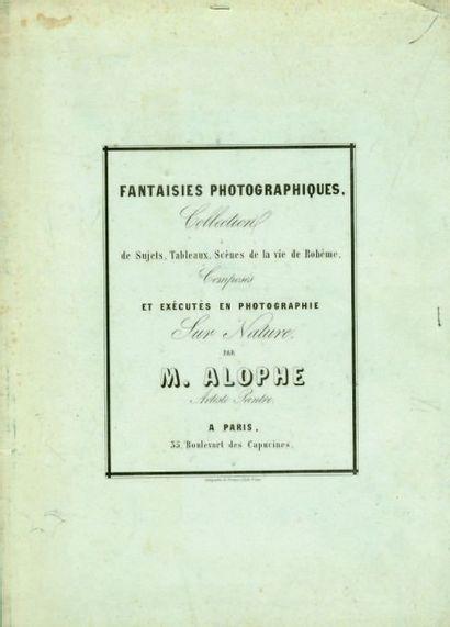 Marie-Alexandre [Menut] ALOPHE (Paris 1812-1883)