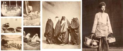 Antoine (ou Antoin) SEVRUGUIN (Téhéran fin des année 1830- 1933)