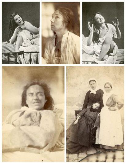 Désiré Magloire BOURNEVILLE (Garancières 1840-Paris 1909) Paul REGNARD (Chatillon-sur-Seine 1850-Par