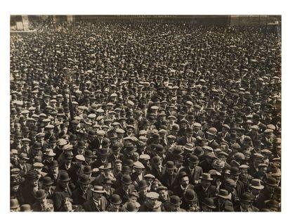 Photographe non identifié Grèves Belges Vers 1905