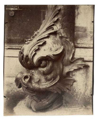 Eugène ATGET (Libourne 1857-Paris 1927)