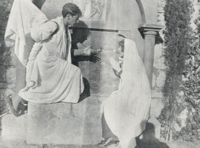 Jean COCTEAU (Maisons-Laffitte 1889-Milly-la-Forêt 1963)