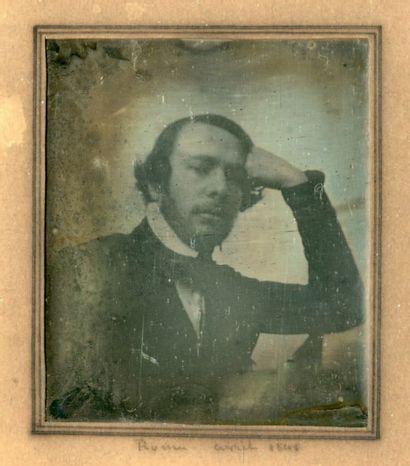 Jules CHEVRIER (Chalon-sur-Saône 1816-Farges 1883)