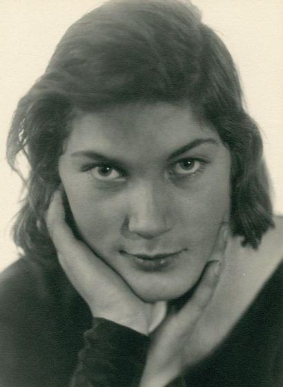 Julia GAUPP (Heidelberg 1902-Bâle 1983)