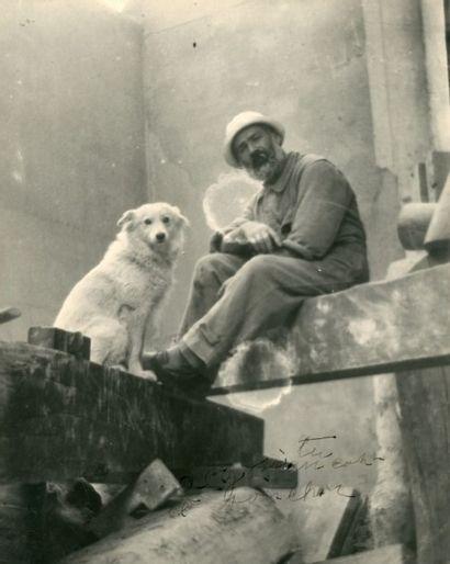 Constantin BRANCUSI (Hobita 1876-Paris 1957)