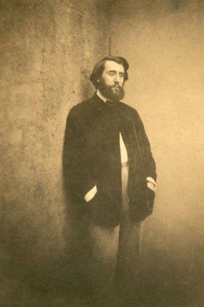 Gustave LE GRAY (Villiers-le-Bel 1820-Le Caire 1884)