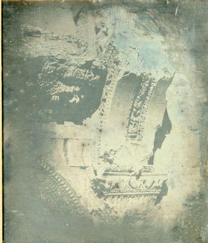 Joseph-Philibert GIRAULT de PRANGEY (Langres 1804-Courcelles- Val-d'Esmons 1892)