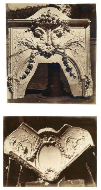 Édouard BALDUS (Grünebach 1813-Arcueil 1889) [attribué à]
