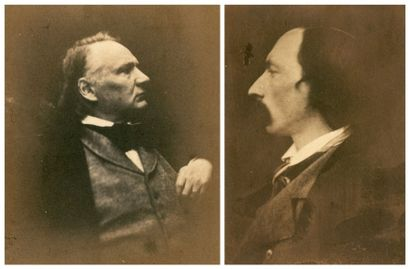 Auguste VACQUERIE (Villequier 1819-Paris 1895)
