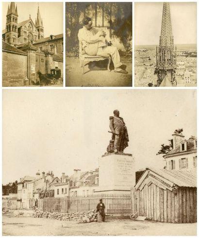 Amédée VARIN (1818-1883) et Adolphe VARIN (1821-1897)