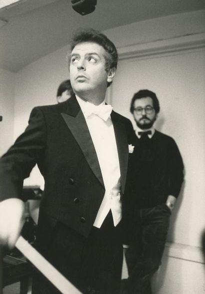 Daniel BARENBOIM - Circa 1985