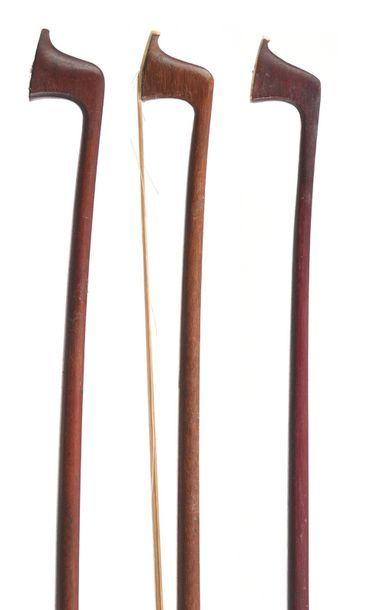 Archets de violon