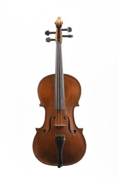 Violon d'amateur