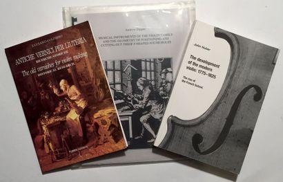 Livres de lutherie