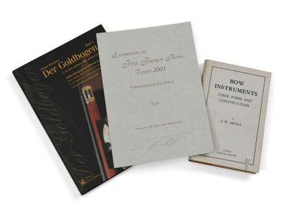Livres d'Archeterie