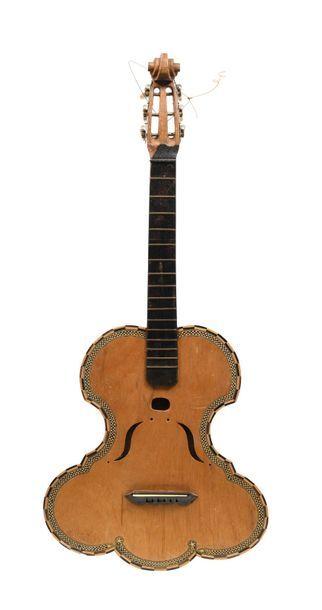 Guitare d'amateur