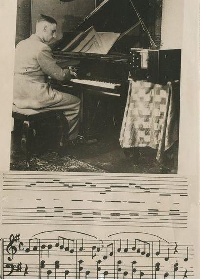 Premier Appareil d'Enregistrement (1938)