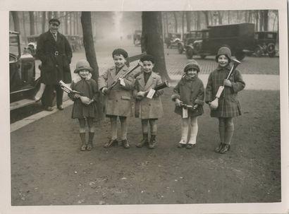 Orchestre d'enfants