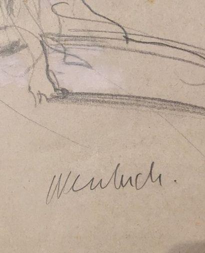 WEISBUCH Claude (1927-2014)