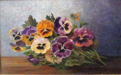 Marie FIEUX ( née en 1955)