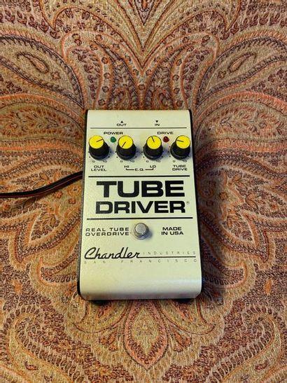 PEDALE D'EFFETS - CHANDLER  MODELE - Tube...