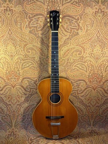 GUITARE ARCHTOP - THE GIBSON  MODELE - L1,...