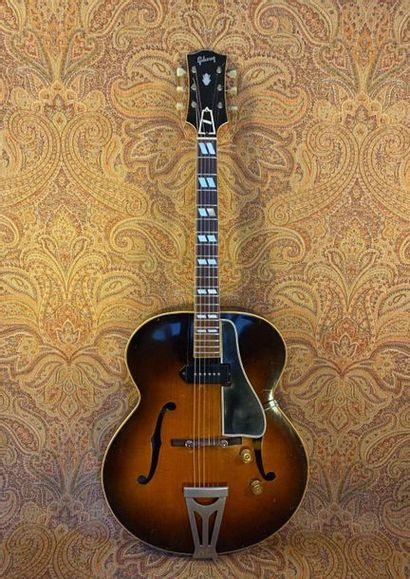 GUITARE ARCHTOP - GIBSON  MODELE - Super...