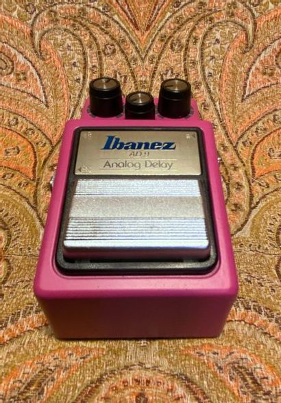 PEDALE D'EFFECTS - IBANEZ  MODELE - AD 9...