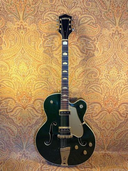 GUITARE - GRETSCH  MODELE - Country Club...