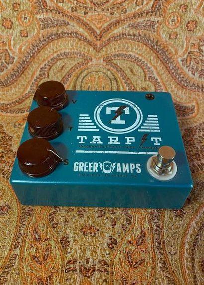 PEDALE D'EFFETS - GREER AMPS  MODELE - Tarpit...