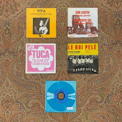 Musique du Monde-Amérique Latine