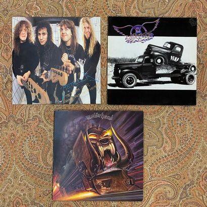 HARD ROCK 7 disques 33 T - Hard Rock  VG+ à EX; VG+ à EX