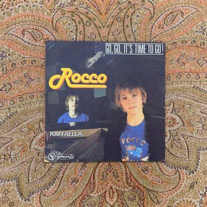 1 disque 45 T - Rocco  EX; EX